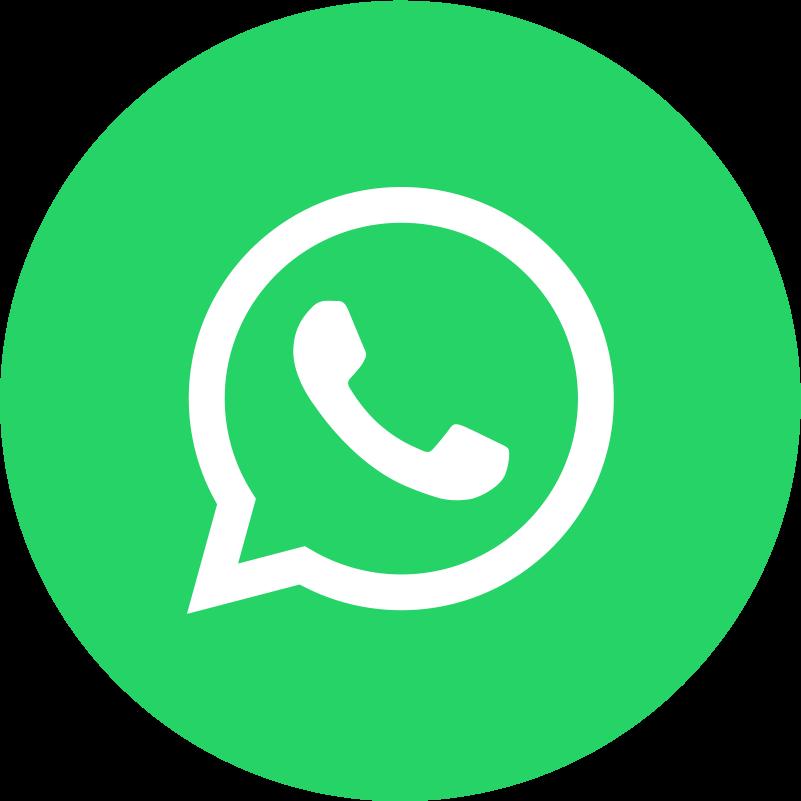 Entre em contato através do WhatsApp