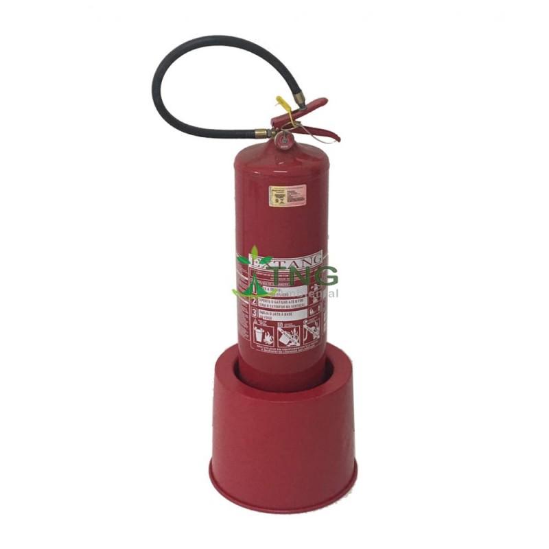 Porta extintor em fiberglass
