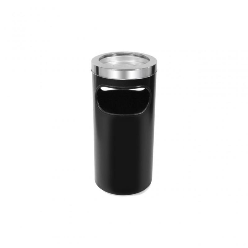 Cinzeiro 25 litros em plástico