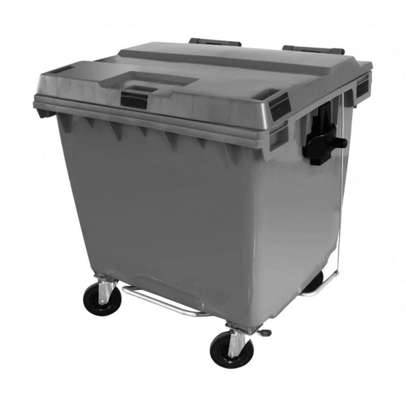 Container 1.000 litros com pedal