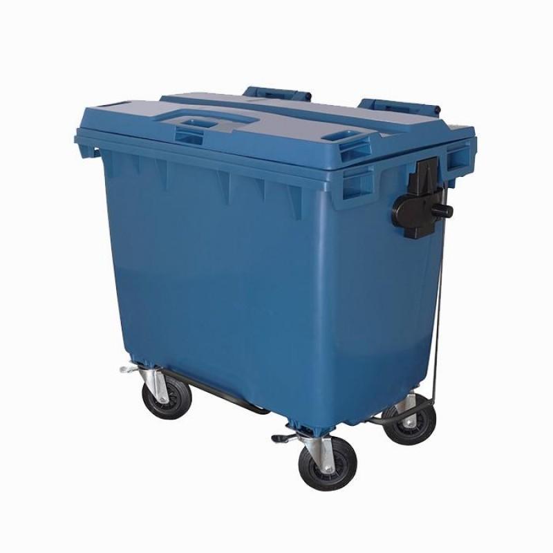 Container 660 litros com pedal