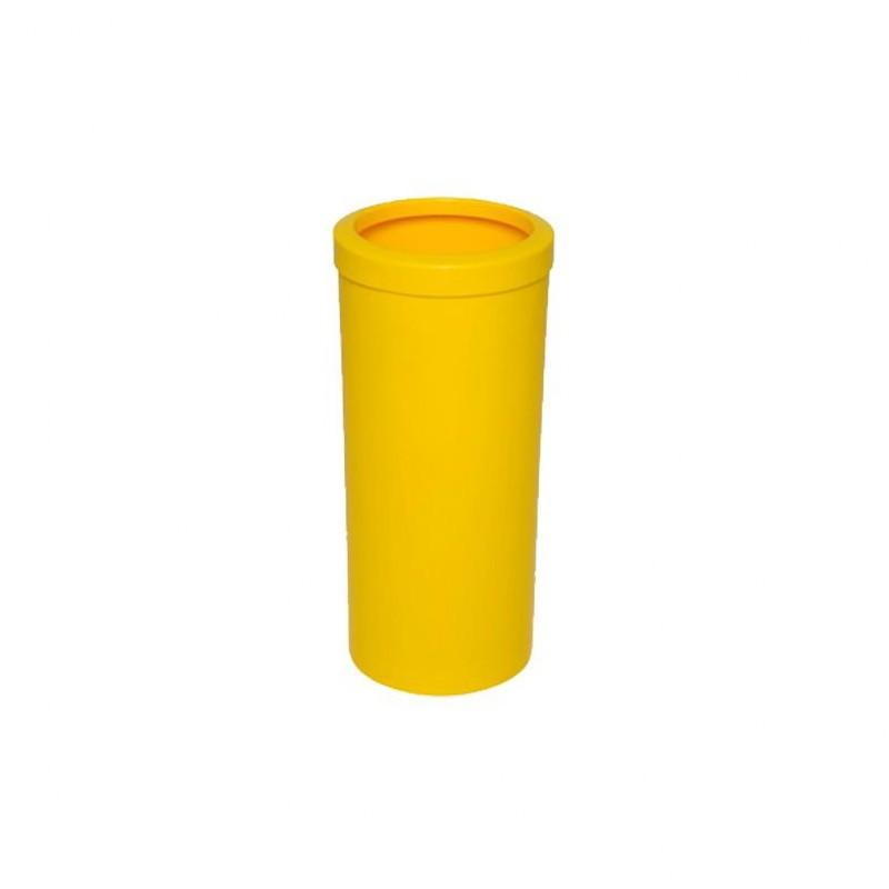 Lixeira 25 litros com aro