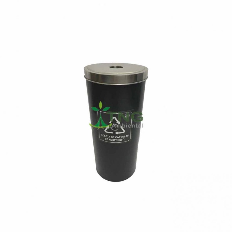 Coletor de cápsula de café