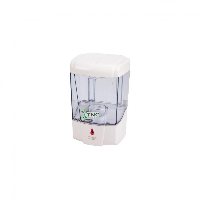 Dispenser em ABS para sabonete líquido e álcool em gel com sensor
