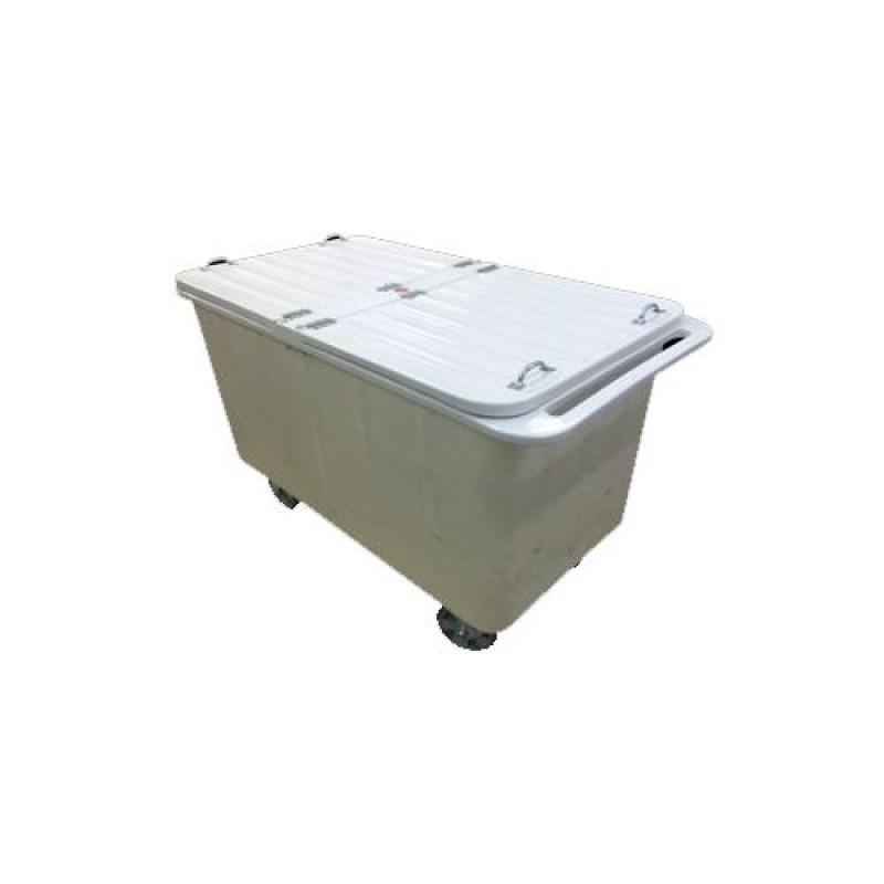 Container 430 litros em fiberglass