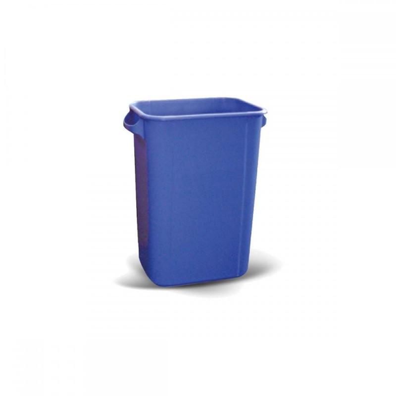 Lixeira 50 litros sem tampa com alça